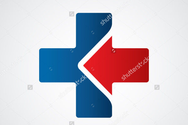 High Resolution Medical Vector Logo