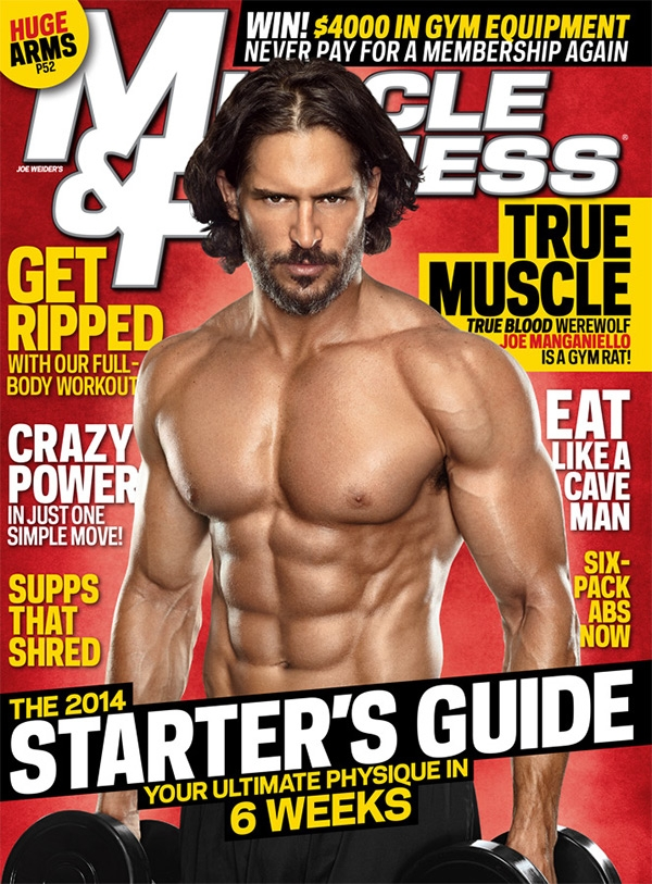 Highly Customizable Fitness Magazine