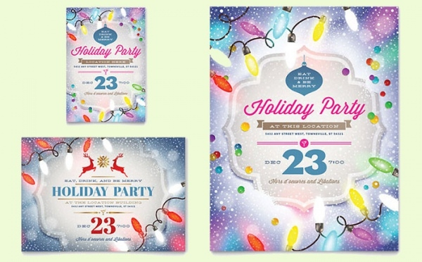 Invitation Flyer Designs  Psd Vector Eps Jpg Download