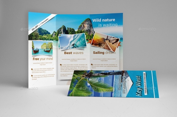 Holiday Tri Fold Brochure