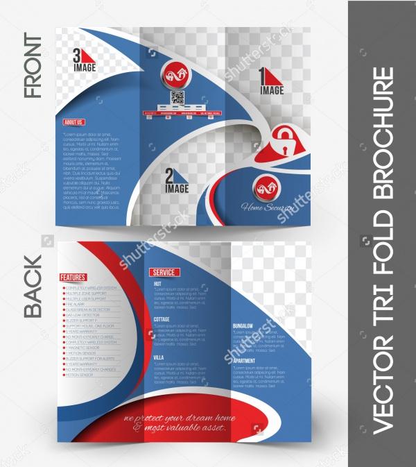 24 Security Brochure Templates Psd Vector Eps Jpg