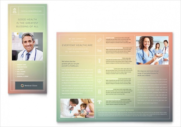 22 Hospital Brochure Template PSD Vector EPS JPG Download – Hospital Flyer Template