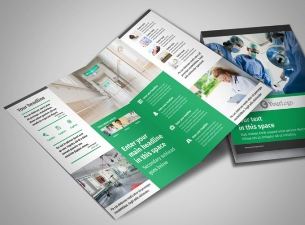 Hospital Corporate Brochure