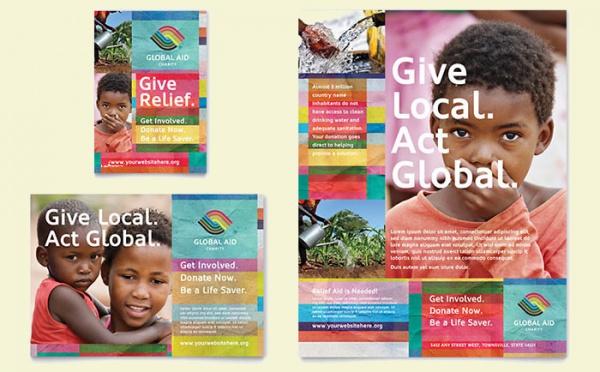 36  elegant charity flyer templates  u0026 creatives