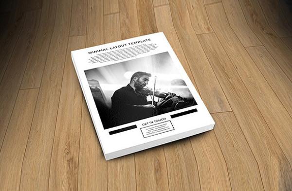 InDesign Corporate Magazine Template