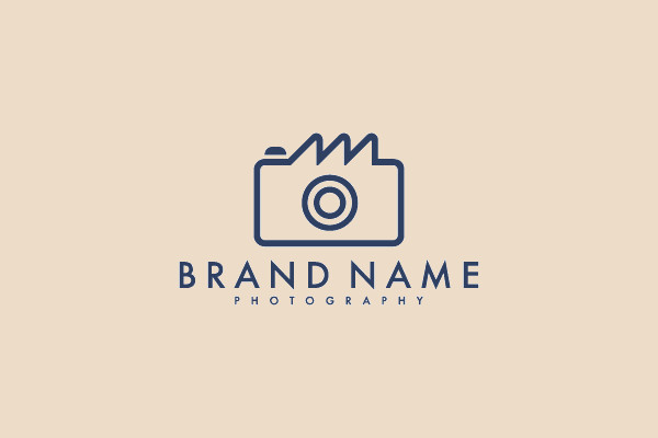 Industrial Photography Logo Design