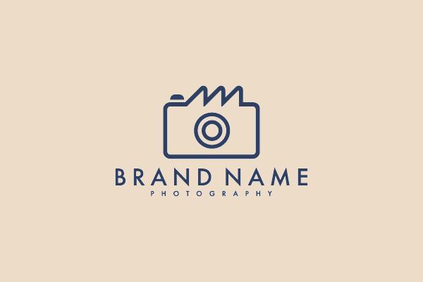Industrial Photography Logo Design