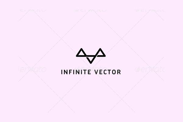 Infinite Vector Logo Design