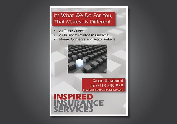 Inspired Insurance Services Flyer