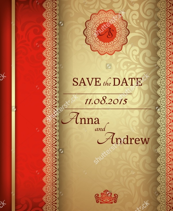 Invitation Card for Engagement