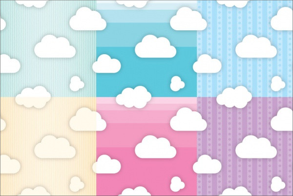 isolated graphic sky patterns1