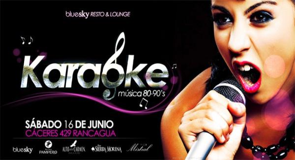 Karaoke Poster Flyer Design