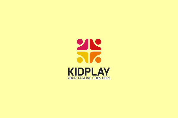 Kid's Care Logo Design