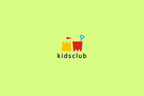 Kids Club Logo Design