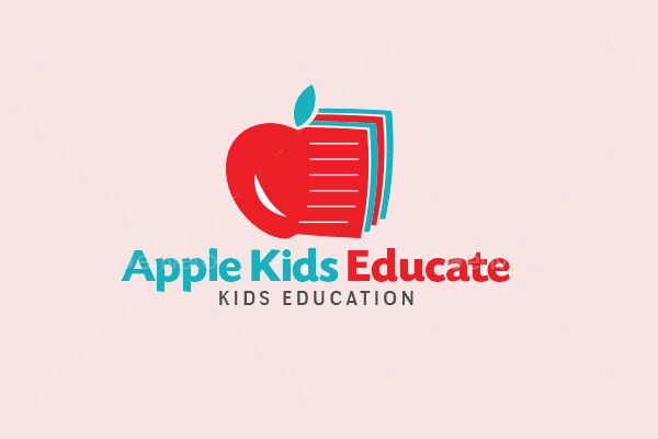 Kids Education Logo Design