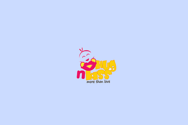 Kids Fashion Logo Template