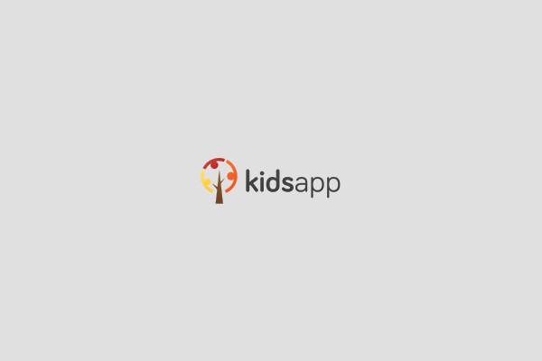 Kids Lifestyle Modern App Logo