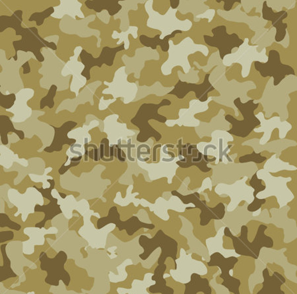 Light Camouflage Texture Design