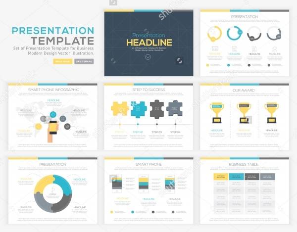 Marketing Vector Design Template