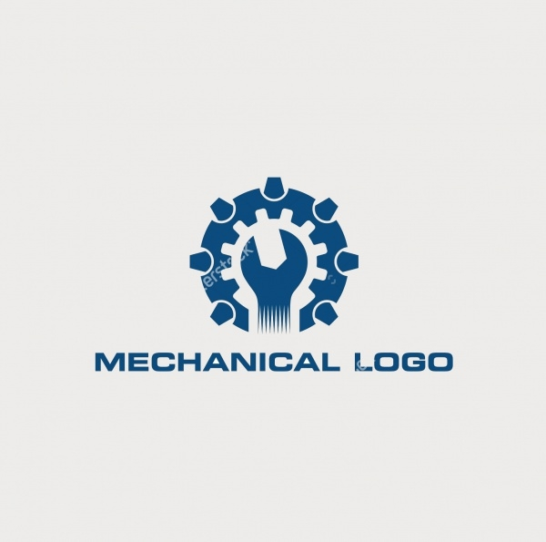 Mechanical Engineering Logo Design