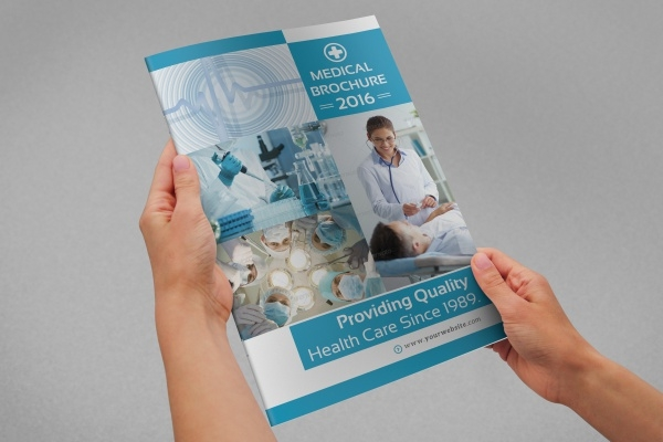 Medical Bifold Brochure