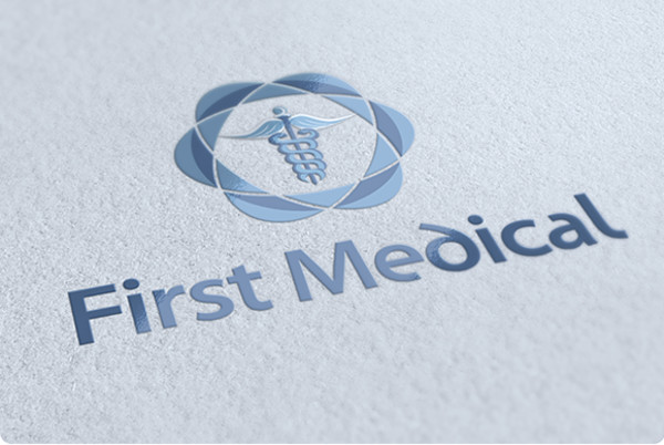 Medical Clinic Vector Logo