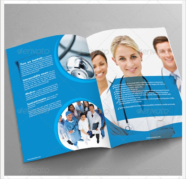 Medical Hospital Brochure