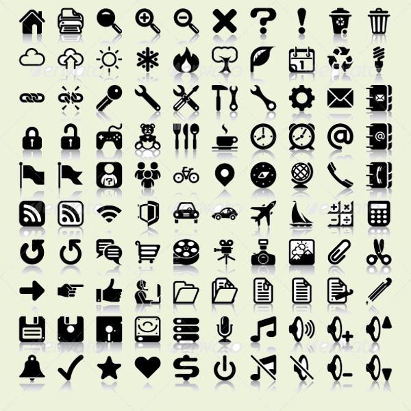 minimalistic icon set for you