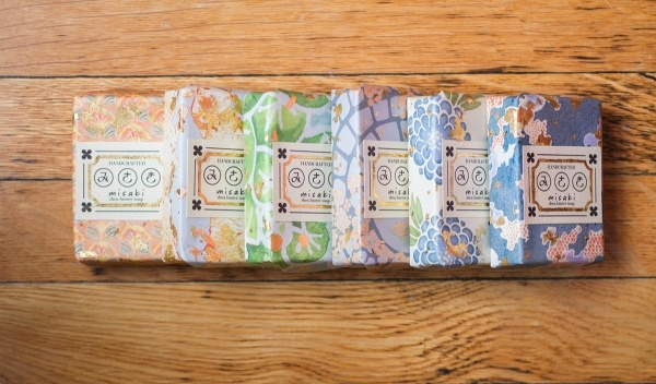 Misaki Soap Packaging Design