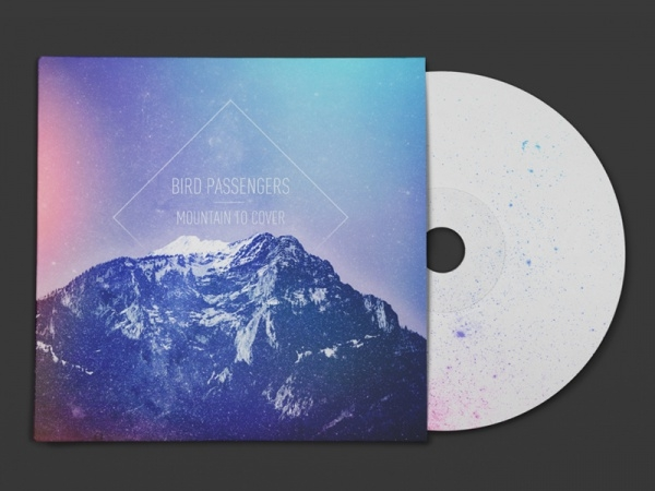 Mountain To Cover CD Packaging