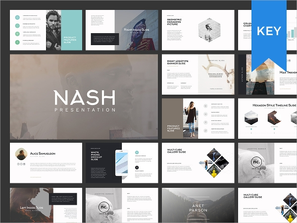 21 professional presentation templates psd vector eps for Power point templates for mac
