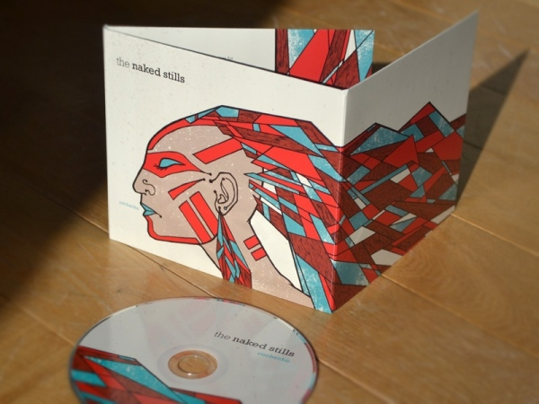 Naked Stills Cochecho CD Package