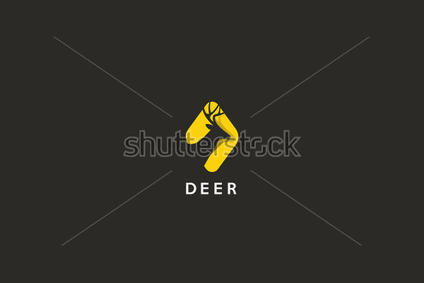 Negative Space Logo Design