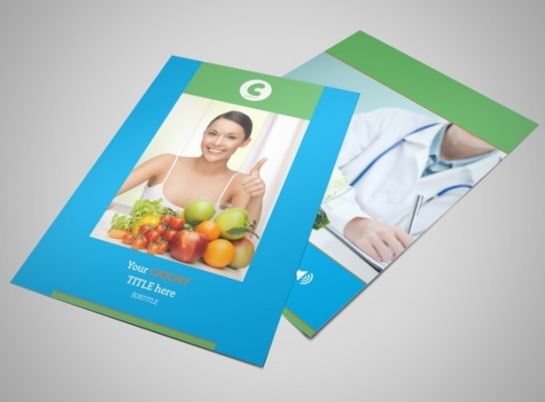 Nutrition Education Flyer Template