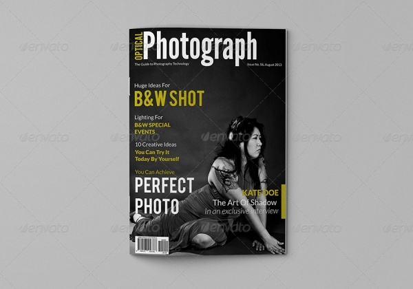Outdoor Photograph Magazine Cover