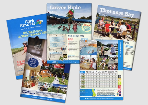 Park Resorts Holiday brochure