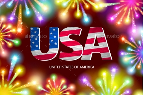 Patriotic Day Celebration Vector