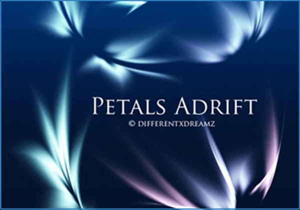 Petals Adrift Dream Brushes