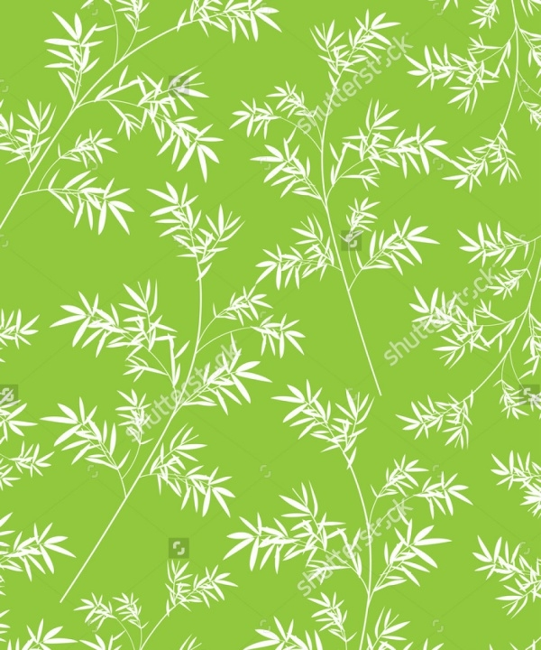 Photoshop Bamboo Pattern Design