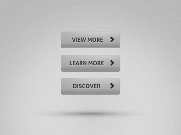 pixel subtle ui buttons