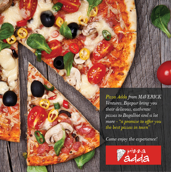 Pizza Adda A5 Flyer