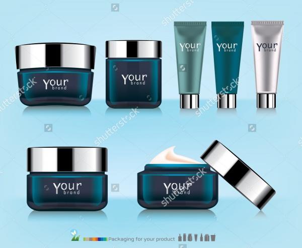 Plastic Cosmetic Packaging