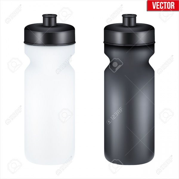 Plastic Sport Nutrition Drink Bottle Packaging