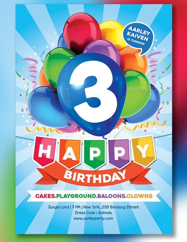 Pop Up Birthday Card