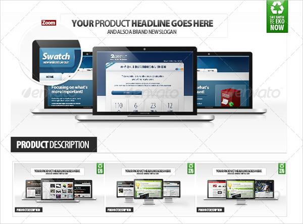 Premium Product Presentation
