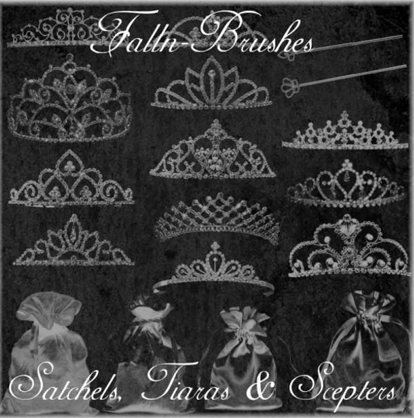 Princess Things Brushes Set
