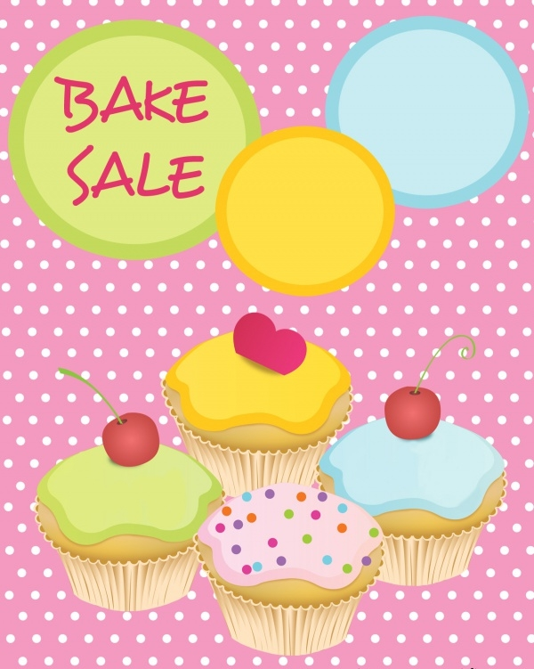 Printable Bake Sale Flyer