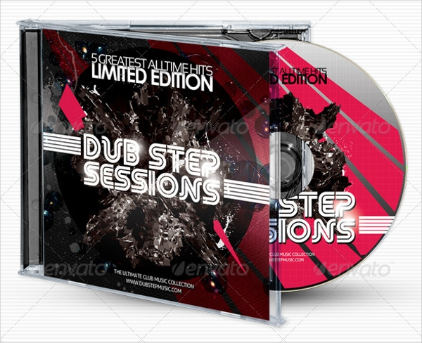 Pro CD Artwork Bundle Package Design