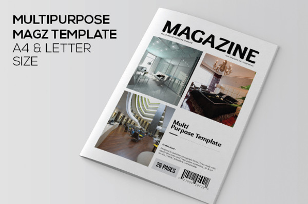 Progressive Architecture Magazine Design