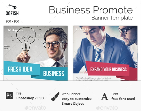 Promotional Business Sale Banner